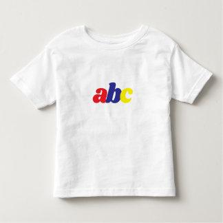 ABC-Kleinkind-Gang Kleinkind T-shirt