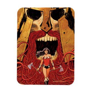 Abdeckung #23 des Wunder-Frauen-neue Comic-52 Magnet