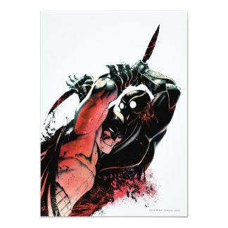 Abdeckung #3 Batmans Vol. 2 12,7 X 17,8 Cm Einladungskarte