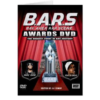 Abdeckung DER STANGEN-PREISE DVD Karte