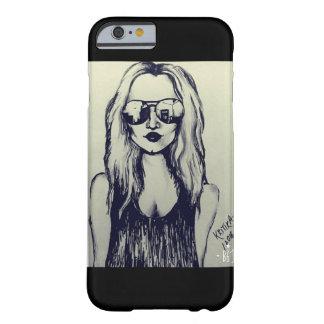 Abdeckung iPhone6 für Frauen des 21. Jahrhunderts Barely There iPhone 6 Hülle