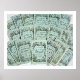 Abdeckungen von den Monatsausgaben 'des Lebens und Poster