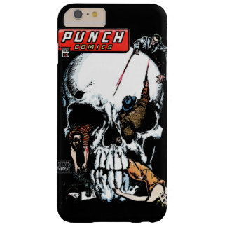 Abdeckungs-Kunst der Durchschlags-Comic-#12 Barely There iPhone 6 Plus Hülle
