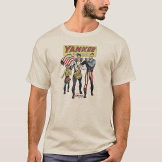 Abdeckungs-Kunst der Yankee-Comic-#2: Im November T-Shirt