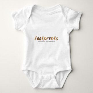 Abdruck-Logo-Kleidung Baby Strampler
