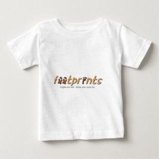 Abdruck-Logo-Kleidung Baby T-shirt