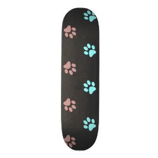 Abdrücke 21,6 Cm Skateboard Deck