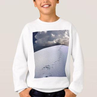 Abdrücke in den Wüstensanden Sweatshirt