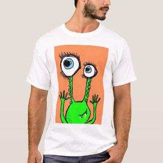 Abe das alien T-Shirt