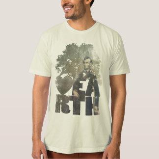 Abe Lincoln ErdT - Shirt