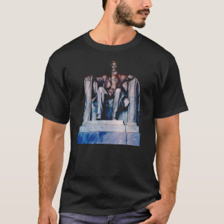 Abe Lincoln Memorial T-sirt T-Shirt