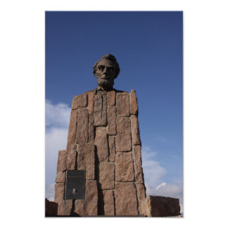 Abe Lincoln Plakat
