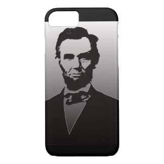 Abe Lincoln Porträt iPhone 7 Fall iPhone 8/7 Hülle