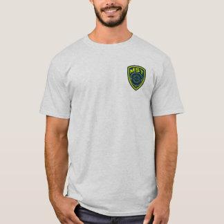 ABE MST Kraft-T-Stück T-Shirt