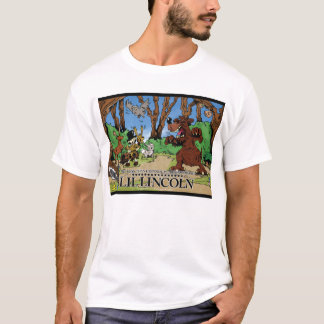 Abe Treffenmamma-Bär T-Shirt