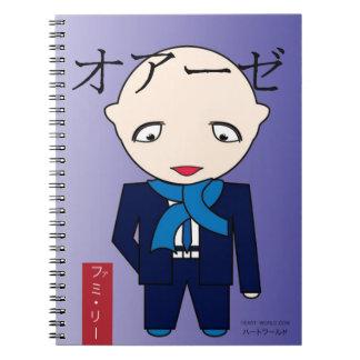Abelone Li Notitieboek