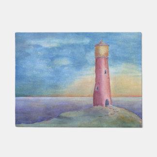 Abend am Leuchtturm Türmatte