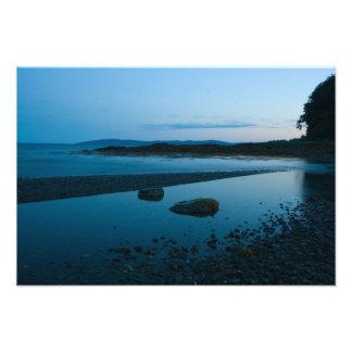Abend auf Penobscot Bucht, Maine Fotodruck