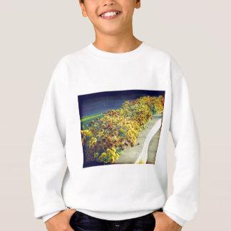 Abends-Blumen Sweatshirt