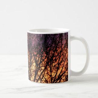 Abends-Licht Kaffeetasse