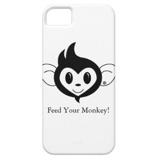 Abenteuer-Affe iPhone Fall iPhone 5 Case