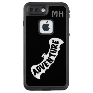 ABENTEUER-DUNKLER NACHTschläger durch LifeProof FRÄ' iPhone 8 Plus/7 Plus Hülle