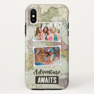Abenteuer erwartet Antriebskraft der Karten-  Ihre iPhone X Hülle