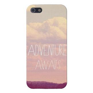 Abenteuer erwartet iPhone 5 Fall iPhone 5 Hüllen