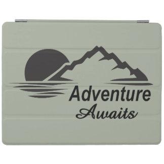 Abenteuer erwartet Natur-freie Natur iPad Hülle