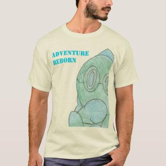 Abenteuer-Reborn Chow-Chow T - Shirt (exklusiv)