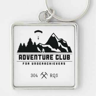 Abenteuer-Verein für keychain Underachievers/304 Schlüsselanhänger