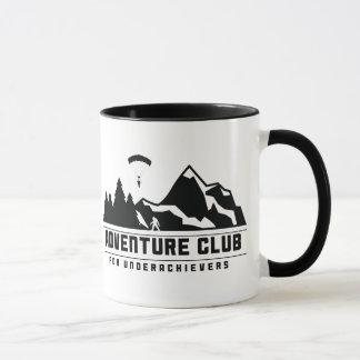 Abenteuer Verein für Underachievers-Tasse Tasse