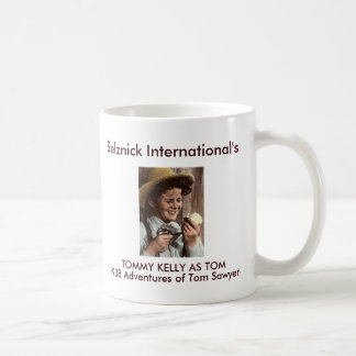 Abenteuer von Tom Sawyer Kaffeetasse