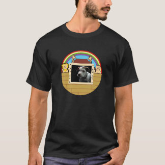 Aber die Pitbull T-Shirt