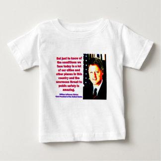 Aber gerade wissen von den Bedingungen - Bill Baby T-shirt