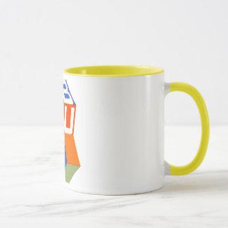 Aber Kaffee - Introvert Tasse