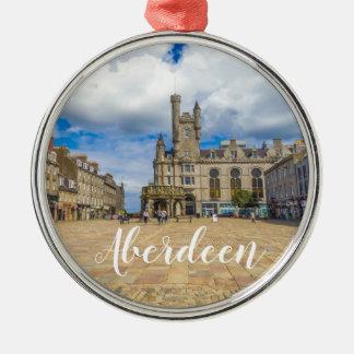 Aberdeen, fertigen Produkt besonders an Silbernes Ornament