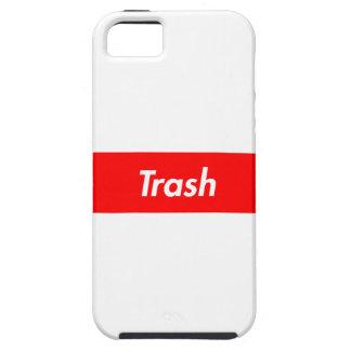 Abfall-Kasten-Logo Etui Fürs iPhone 5