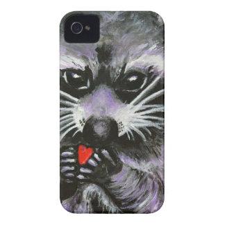 Abfall-Panda findet Liebe iPhone 4 Hülle
