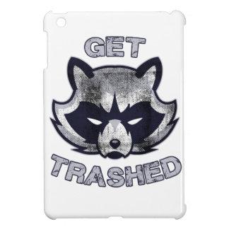 Abfall-Panda-Party-Leute iPad Mini Hülle