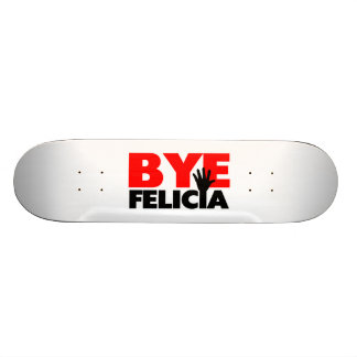 Abgelegene Felicia-Handwelle Skate Board