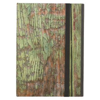 Abgenutztes und verwittertes Scheunen-Holz