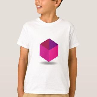 Abgeschiedener Kasten T-Shirt