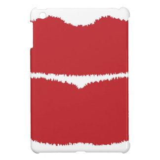 Abgeschiedener Lippenkuß iPad Mini Hülle