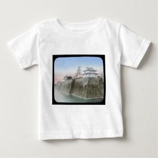 Abgetöntes Laternen-Dia Japan Nakajima Osaka Baby T-shirt