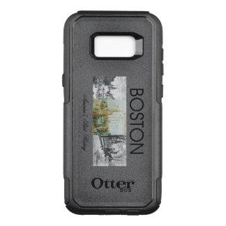 ABH Boston OtterBox Commuter Samsung Galaxy S8+ Hülle