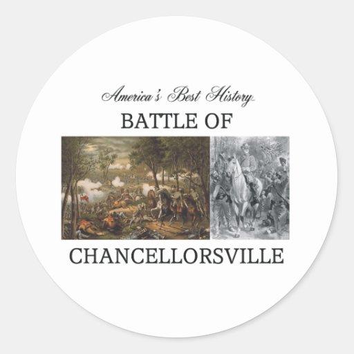 ABH Chancellorsville Stickers