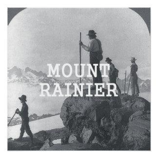 ABH der Mount Rainier Poster