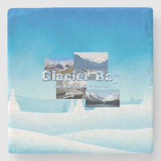 ABH Glacier Bay Steinuntersetzer