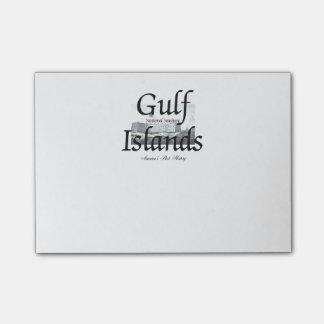 ABH Golf-Inseln Post-it Klebezettel